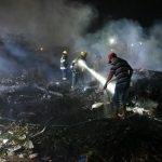 Ein Ständchen für die Feuerwehr