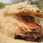 Trotz vieler Waldbrände findet die Rally Transchaco statt
