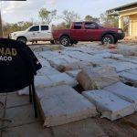 Tonnen von Drogen im Chaco beschlagnahmt