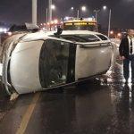 Schwerer Unfall auf der Transchaco-Route