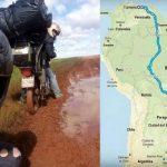Venezolaner sind von Paraguay begeistert
