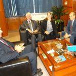 Deutsche Unternehmer an der Kanalisation vom Ypacaraí See interessiert