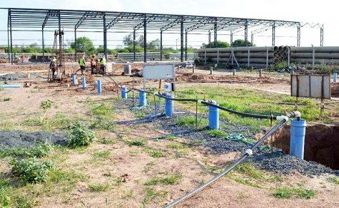 Chaco: Trinkwasser des Aquädukts wird bereits verkauft