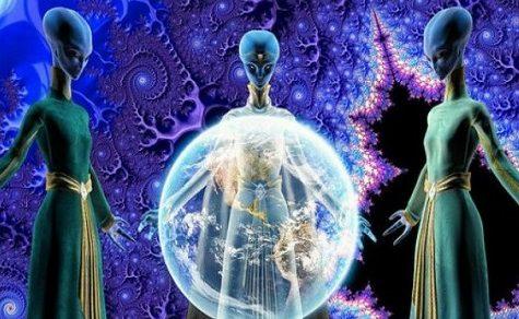 Menschen mit Kontakt zu Außerirdischen lehren Heilmethoden in Paraguay
