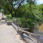 Brücken: Eine schleichende Gefahr in Asunción