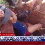 16-Jährige überlebt Brunnensturz von über 30 Meter