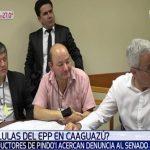 EPP-Zellen unter Campesinos in Caaguazú