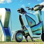 Österreicherin erhält Auszeichnung für Design von einem Elektromotorrad