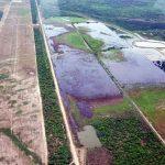 Estancia im Chaco soll illegal den Pilcomayo Fluss ableiten