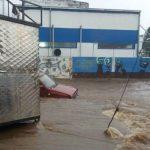 Großflächige Stromausfälle nach Unwetter