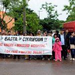Bürgermeister von Independencia schwer unter Druck