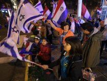 Neue Demonstration gegen die Verlegung der Botschaft nach Tel Aviv