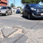 Kanaldeckel: Tödliche Fallen in Asunción