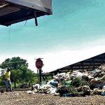 Aufstand wegen hoher Müllgebühren in Loma Plata