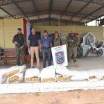 675 kg Marihuana bei einer Estancia im Chaco beschlagnahmt