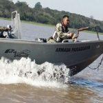 Grenzstreifen nach Brasilien unter Kontrolle