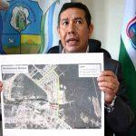 Machtprobe zwischen Gouverneur von Boquerón und Elmar Vogt