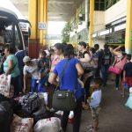 Ciudad del Este das beliebteste Reiseziel der Buspassagiere