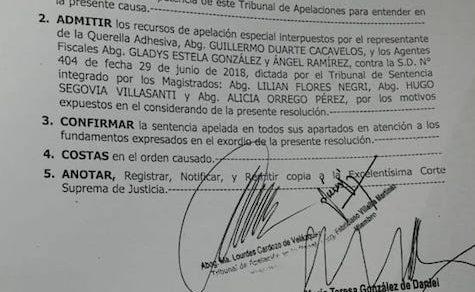Kolping Paraguay: Ex-Geschäftsführerin von allen Vorwürfen freigesprochen