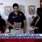 Polizei verhaftet angeblichen Serienvergewaltiger