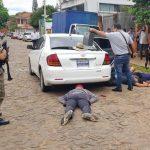 Raubüberfall: Ein toter Polizist und fünf Verhaftete
