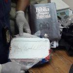 Schnee in Bibel – Senad stellt über ein Kilo Kokain sicher