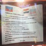 """EPP: """"Wer Agrochemikalien verwendet wird hingerichtet"""""""