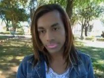 Ein Travesti in Erklärungsnot