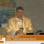 Beginn der Novene: Bischof hebt Änderungen bei Korruption und Abholzung hervor