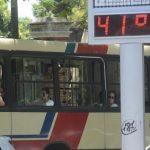 Der Sommer in Paraguay: Heiß und hohe Luftfeuchtigkeit