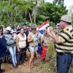 Deutscher wird Opfer von Landbesetzung in Ypané
