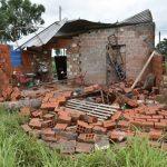 Chaco: Schwere Unwetterschäden in Loma Plata