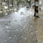 Ein Sturmgebiet beeinflusst morgen große Teile von Paraguay