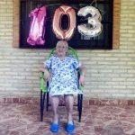 103 Jahre: Klare Gedanken, ausdrucksstark und mäßiger Biergenuss