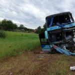 Transchaco: Frontalcrash mit Bus – Drei Tote