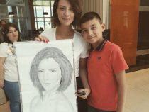 13-Jähriger zeichnet hervorragende Portäts