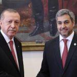Paraguay – Türkei: Alliierte mit 13.000 km Entfernung