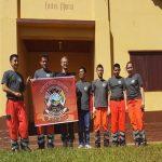Deutsche Feuerwehrleute bilden in Paraguay aus
