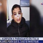 Fremdenfeindlicher Übergriff auf Paraguayer in Italien