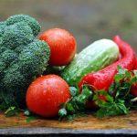 Essen Sie mehr Obst und Gemüse