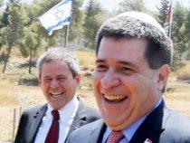 Ex-Präsident Cartes misst seine Macht