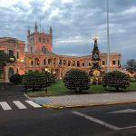 Armes Land, aber ein prunkvoller Präsidentenpalast