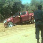 Chaco: Gouverneur von Boquerón erlitt schweren Verkehrsunfall