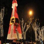 Der Zauber von Weihnachten in der Altstadt von Asunción