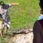 Chaco: Angestellter der Staatsanwaltschaft jagt Kaimane?