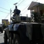 Armee berichtet über Truppenbewegungen