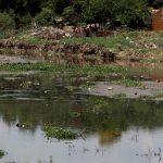 Jeden Tag fließen 3 Millionen Liter Abwässer in den Paraguay Fluss