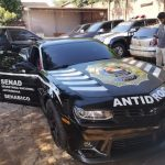 Cuchos Camaro im Einsatz gegen Drogenschmuggler