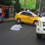 Tödlicher Verkehrsunfall mit Fahrerflucht