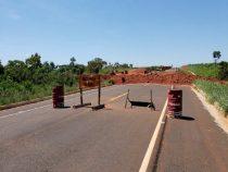 Fernstraße 13 sechs Monate nach der Eröffnung gesperrt